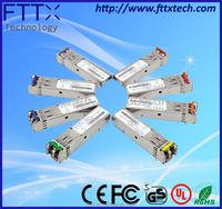 manufacture supply cisco compatible SFP 2.5g 2km 1310nm dual LC module