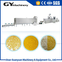 High nutrition man made rice making line
