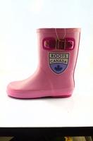 Most popular Useful Latest design Cheap pink kid rubber rain boots