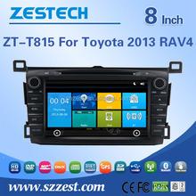 car multimedia system for toyota rav4 2014 car dvd player