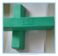 Green or many other color Solid polishing compounds/wax/bar for stainless steel or metal surface
