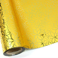 wholesale embossed gift wrapping gold paper in india