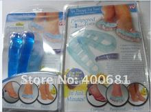 2012 new gift-Health and Slimming Silicon Magnetic Toe cock Ring 5 in 1 set
