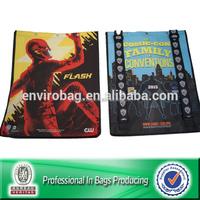 Lead Free SDCC Comic-con BATMAN Comic Bacpack Promotional Gift Bag