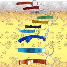 Arc Design Aluminum Promotional Bottle Opener 12606