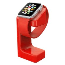Durable plastic watch accessories charging stand for apple watch charging
