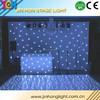 Romantic gobo optional LED Star Curtain