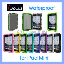 For iPad Mini Waterproof Case Colorful