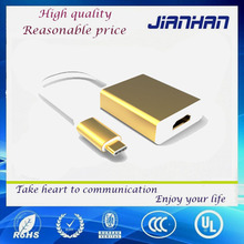 Hub -type c to HDMI a female cable from china factory