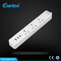5V DC 3.1A Output USB Socket Power Strip