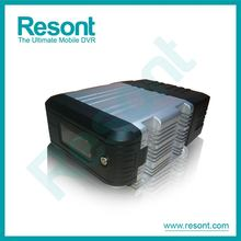 Resont Mobile Vehicle School Bus Police Car Taxi 3G 4G WCDMA EVDO Network Internet CCTV hd car dvr user manual