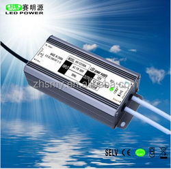 LED Light Power Supply 12V/24V, 150W, LED Lighting Drivers, Waterproof ip67