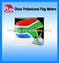 mirror flag cover national car wing mirror flag