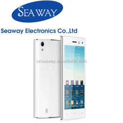 69$ 4.5 inch IPS mtk6582 quad core phone mobile with 8.0MP +2.0MP camera