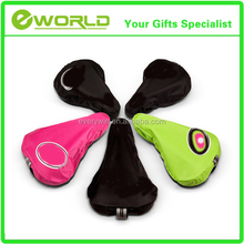 Waterproof Bike Seat Cover Polyester 210D/190D Bicycle Seat Cover