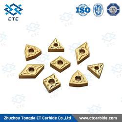 New design dnmg 1506 tungsten carbide insert cnc inserts