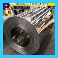 Best Stock 304 8K cold rolled stainless steel coil