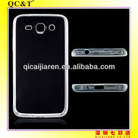 tpu case without texture for samsung for samsung i9150/galaxy mega 5.8