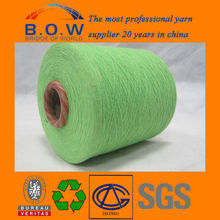 Cotton yarn waste recycling machine/recycle cotton yarn for socks china cotton yarn