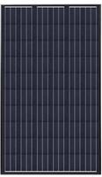all black colour 240w solar panel pv module/panel