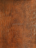 Pu Synthetic Leather Crocodile Style For Handbag