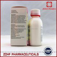 farm poultry anticoccidial drug 2.5% diclazuril oral solution