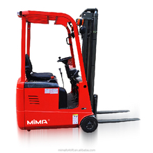 Top quality electric forklift truck TKA15 model from China MIMA