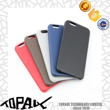 Newest Mobile Cell Phone Plastic PC Silicone Cover Case for iPhone 6