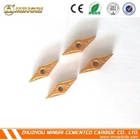 Wholesale indexable inserts/Solid carbide CNC inserts for cnc machine milling inserts