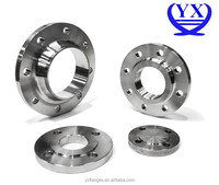 hebei yongxing high pressure pipe flanges fittings