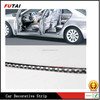 car door protector trim, interior trim