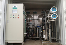 Container type reverse osmosis(RO) water purifier/underground water treatment