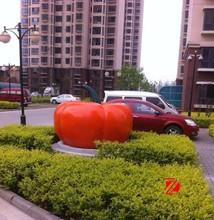 Large resin garden statues pumpkin