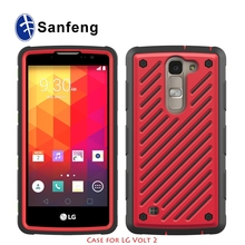 New blank phone case for LG volt 2/LS751 sublimation cell phone cases