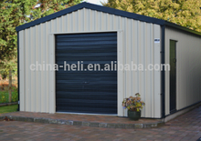 Mobile in acciaio magazzino, telaio in acciaio magazzino, costruzione di case prefabbricate