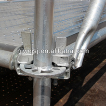 Ringlock System Scaffolding Ring lock scaffold BS standard