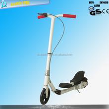 two PU wheels speeder scooter