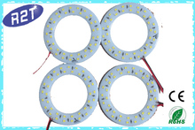 LED Ring light LED pcb mount with 2835 LED