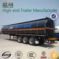 China Supplier Shengrun 50000L Fuel Tank Trailer Sale