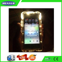 New arrival beautiful ice cube case fori/i65s cover many colors,ice cube phone case