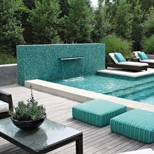 wood gain extruded plastic composite decking/wpc ship deck flooring for hot swim pool