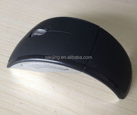 Folding wireless optical mouse hot selling