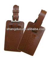 Leather /PVC airline Luggage Tag