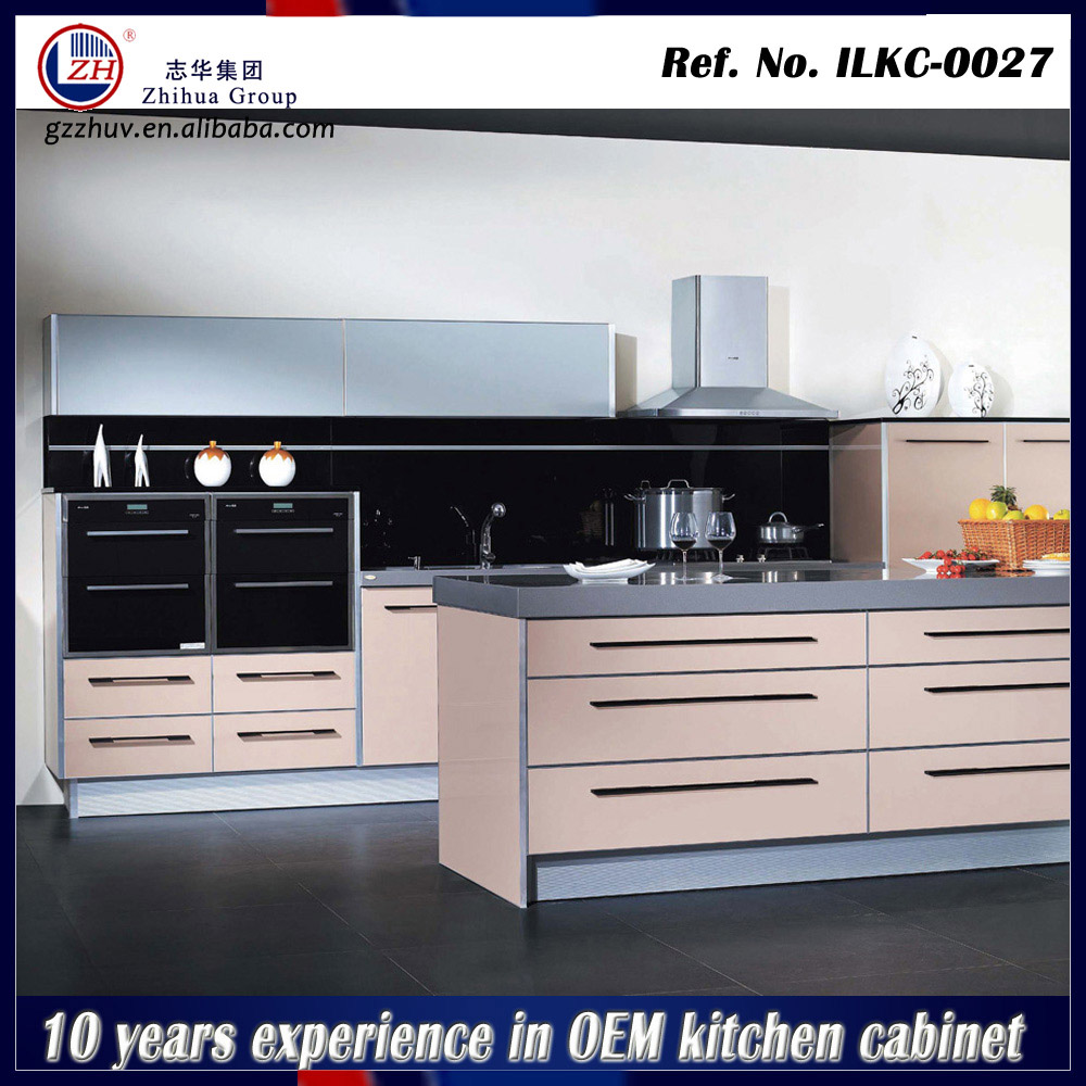 Plastic Kitchen Cabinets Modular High Gloss Laminate Kitchen Cabinet New Australian
