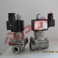 wholesale 2/2way direct acting brass normally open solenoid valve 240v ac