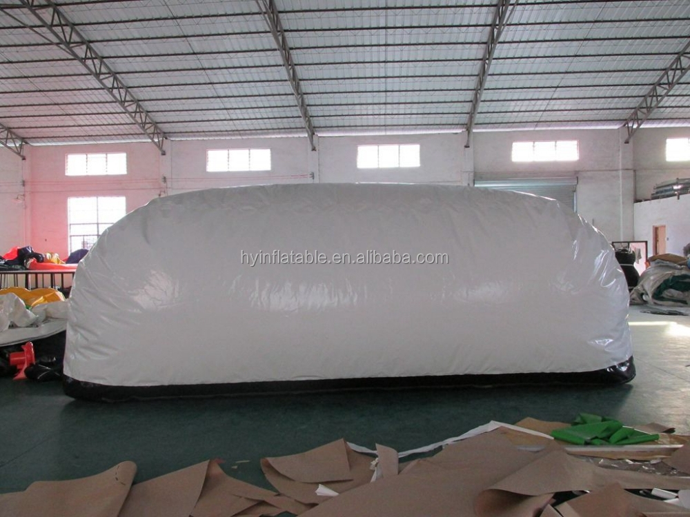Inflatable Car Garage : Inflatable car tent cover