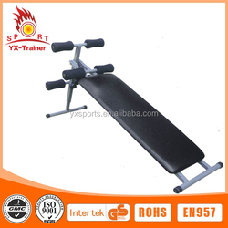2015 yongkang new design weight bench ab exercises sit up bench as seen on TV