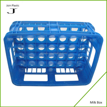 Heavy duty dairy crate milk bottles crates for sale
