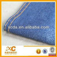 twill weave 100% cotton bull denim fabric
