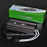 12V 100W meanwell LED Driver Waterproof regulated power supply